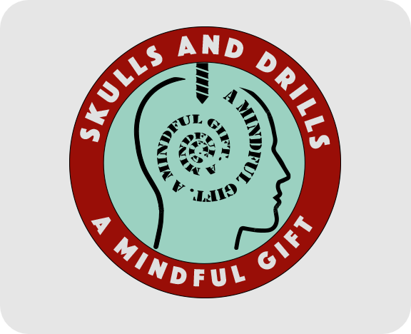 Picture of logo of Skulls and Drills - a 501(c)3 nonprofit organization focused on making brain surgeries possible for those who need it but cannot afford it